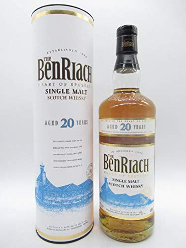 [旧ラベル] ベンリアック 20年 43度 700ml [並行輸入品] B07LCH6J8B