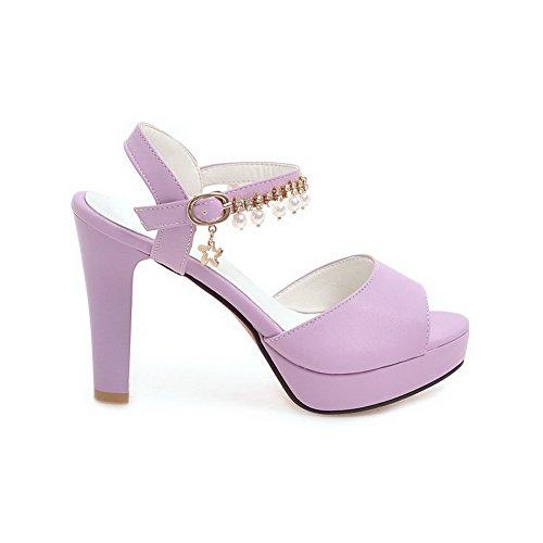 EU Sconosciuto Donna 35 1TO9 Viola Ballerine Purple nw7qW0vz7