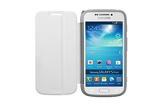 Cheap Cases, Holsters & Clips Samsung Galaxy S4 Zoom Flip Cover (White) EF-GGS10FWEGWW