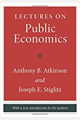 Lectures on Public Economics: Updated Edition Hardcover
