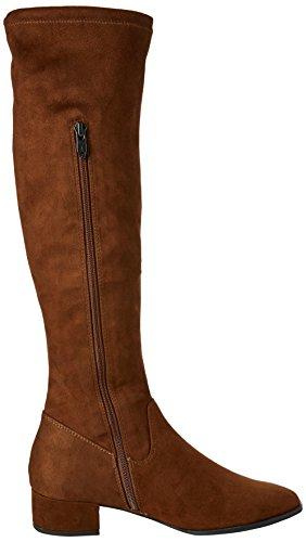 Tamaris 25518 - Botas altas para mujer Marrón (COGNAC 305)