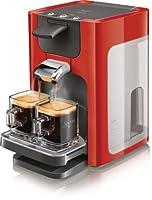Philips HD7863/80 Senseo Quadrante Kaffeepadmaschine (XL Wasser tank, 1450 W)...