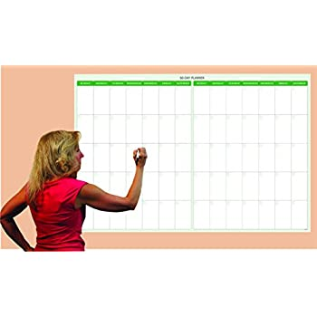 Amazon Com Earth Green 60 Day 2 Month Dry Erase