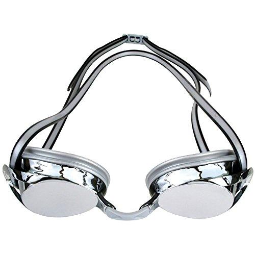 Water Gear Metallic Vision Swim - Gear Goggles Water