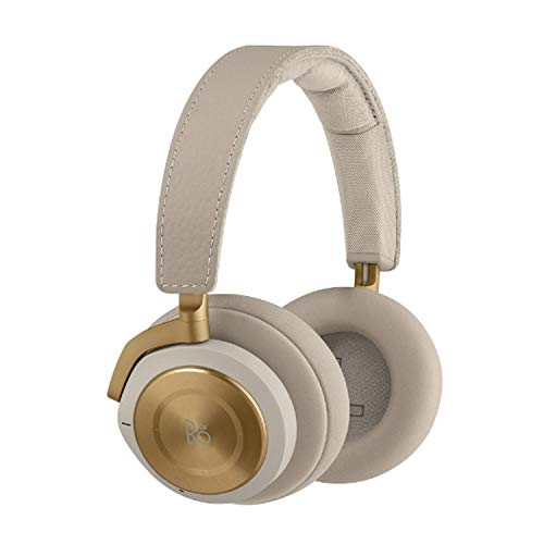 Bang & Olufsen 1645059 Beoplay H9i Wireless Bluetooth Over-Ear Headphones with Active Noise Cancellation, Transparency Mode and Microphone - Bronzetone