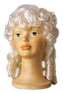Sanromá - Peluca gran dama