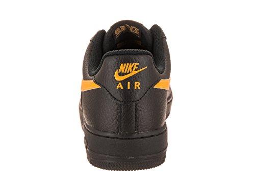 NIKE Air Force 1  Mens Style : Aa4083 Mens Aa4083-002 Black/Amarillo htyuqKX2h