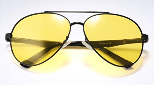 Soleil de E Protection MOQJ Hommes pour Lunettes Conduite Lunettes Polarisées de Soleil Lunettes UV de Ew6fq4