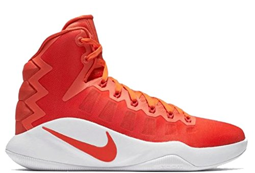 Nike Women's Hyperdunk 2016 TB Basketball Shoes (7 B(M) US, Orange)