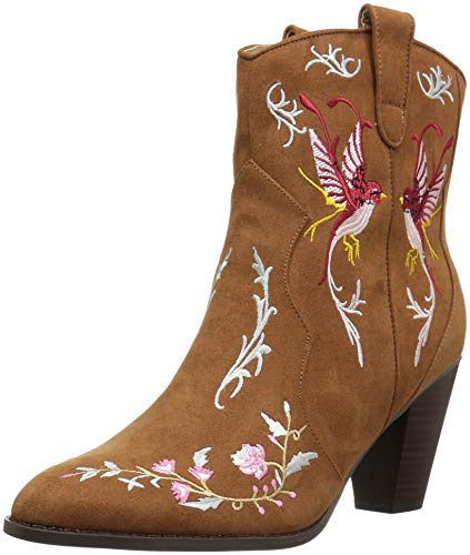 Microsuede Tobacco Boot Kenny Fashion Sha Loves Penny Women's xZwUpq0PZR