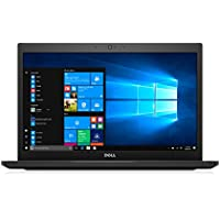 Dell Latitude 7480 Laptop 14 FHD Touch i5-7300U 8GB DDR4 256GB SSD Windows 10 Pro (Certified Refurbished)