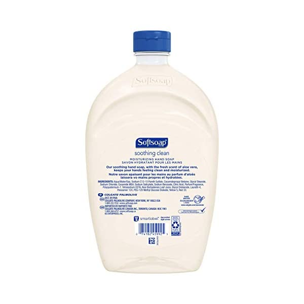 Softsoap Moisturizing Liquid Hand Soap Refill