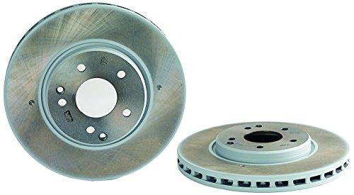Brembo 09.8304.21 UV Coated Front Disc Brake Rotor