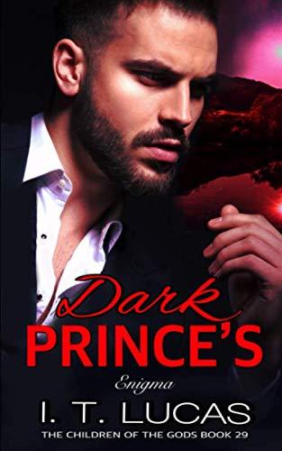 Dark Prince's Enigma (The Children Of The Gods Paranormal Romance Series) ()