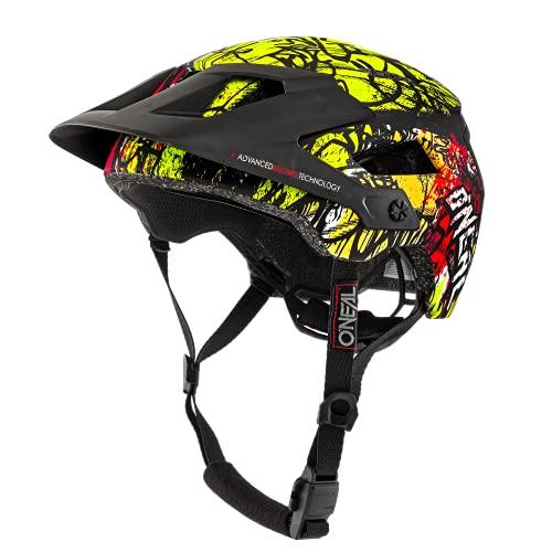 O'NEAL | Mountainbike Helm | Enduro All-Mountain | Ventilatieopeningen voor koeling, pads wasbaar, veiligheidsnorm…