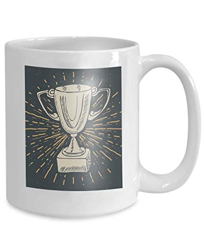 Buy tall vintage trophy cup