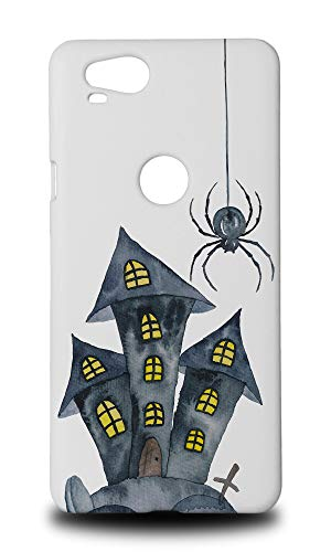Halloween Haunted House 1 Hard Phone Case Cover for Google Pixel -