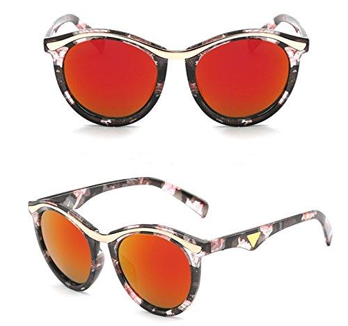 Yelovemei Polarized Fashion Style Women's Sunglasses Unbreakable Frame - Fasttrack Sunglass
