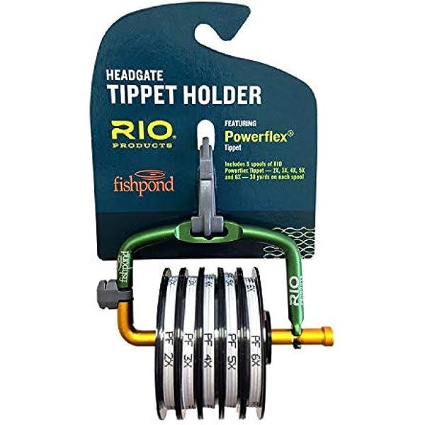 Rio Powerflex Tippet 6x 110 Yard Spool for sale online