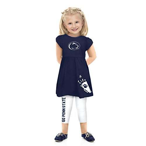 NCAA Penn State Nittany Lions Toddler Play Set, 3 Tall, Navy