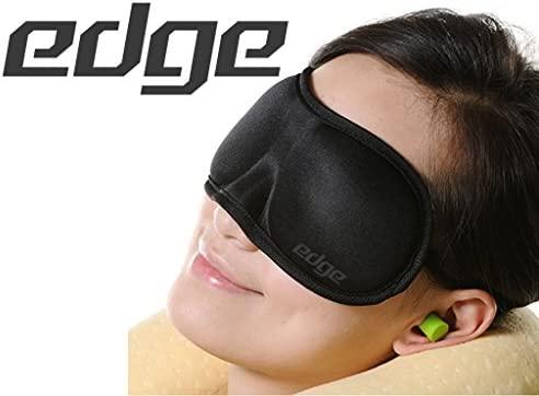 Máscara de sueño de espuma 3D súper suave con tapones para ...
