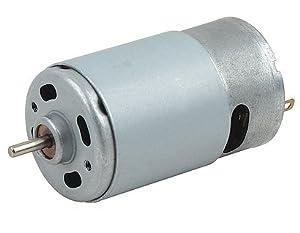 Rs 550s 18v 6v 24v dc motor high power for Dc electric motor repair