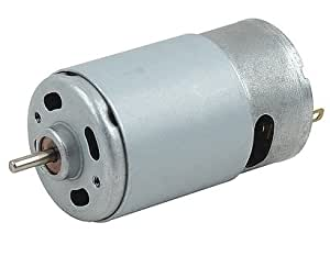 Rs 550s 18v 6v 24v Dc Motor High Power
