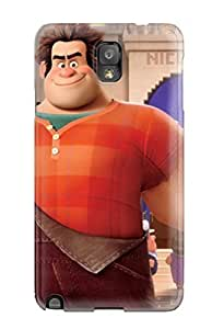 Galaxy Cover Case - Ralph In Wreck It Ralph Protective Case Compatibel With Galaxy Note 3