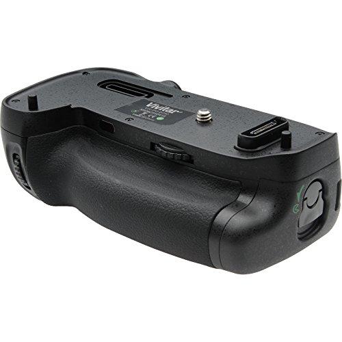 - Vivitar MB-D16 Pro Series Multi-Power Battery Grip for Nikon D750 DSLR Camera