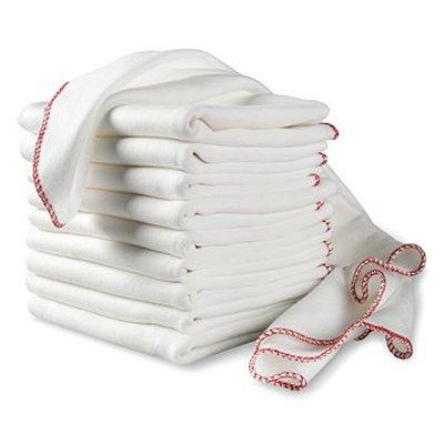 Griot's Garage 14600 100% Cotton Polishing Cloths 10 Pk Cotton Polishing Cloth