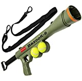 Dog Launcher Ball Tennis Automatic Pet Fetch Toy Training Throw Play Outdoor for Puppy Training, Play, Exercise & Fetch