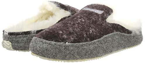 Marrone N111 Napapijri Pantofole Beige Multi Misan nutria Donna Footwear 8OqT4gBO