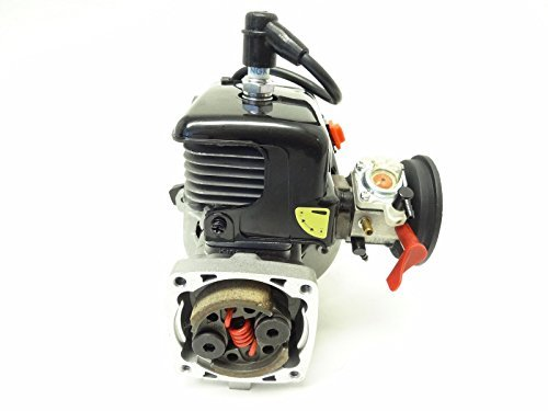 King Motor REV 4 Bolt 30.5cc 2 Stroke Gas Engine Fits HPI Baja 5B 5T CY LOSI FG