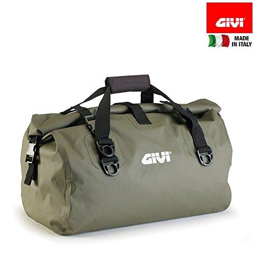 - Givi EA115KG Waterproof Duffle/Seat Bag 40 Liters Khaki Green