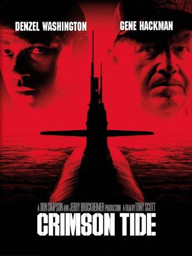 Amazon Com Crimson Tide Denzel Washington Gene Hackman