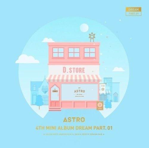 Best astro dream album list