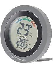 Bresser Circuiti Neo thermometer en hygrometer, zilver
