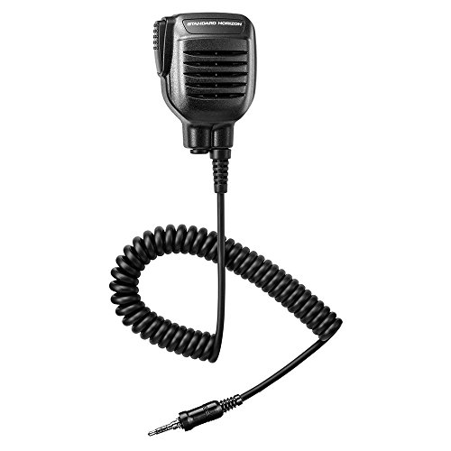 Standard Horizon Submersible Speaker Microphone (Part #Ssm-14A By Standard Horizon)