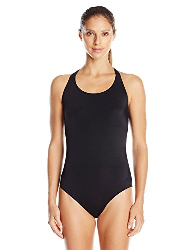 DECATHLON Shaping Body One-Piece Swimsuit