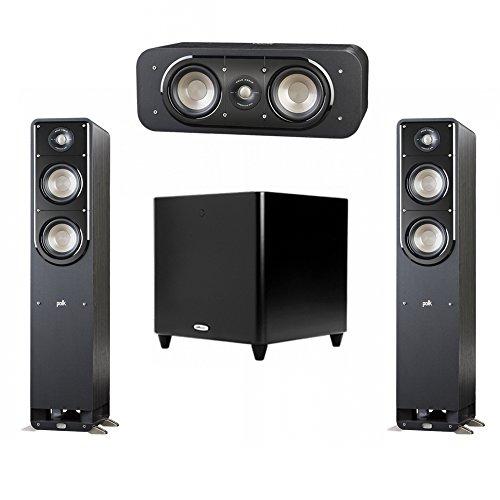 Buy Polk Audio Signature 3.1 System with 2 S50 Tower Speaker, 1 Polk S30 Center Speaker, 1 Polk DSW PRO 660 wi Subwoofer (online)