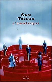 L'amnésique : roman