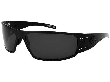 08ee15faa4 Amazon.com   Gatorz Magnum Aluminum Frame Sunglasses-Black Smoked ...