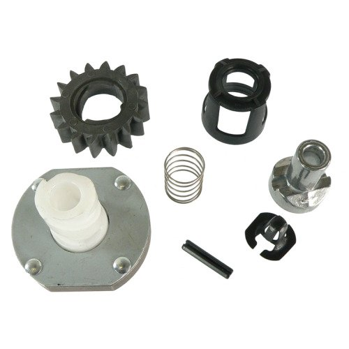 DB Electrical SBS5003 New Starter Motor Drive KIT for Briggs 3886, 396865, 490421, 495878, 696540 16 Tooth 220-22005 150-118 54-7003 ()