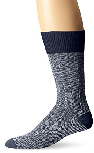 Sockwell/Goodhew Men's Countryman Socks, Large/X-Large, Denim