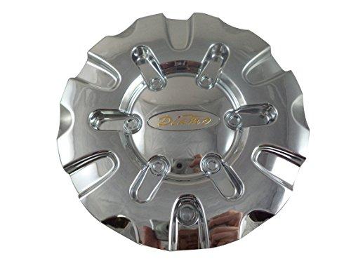 Diamo Wheels DIAMO-20 Chrome Custom Wheel Center Caps (4 -
