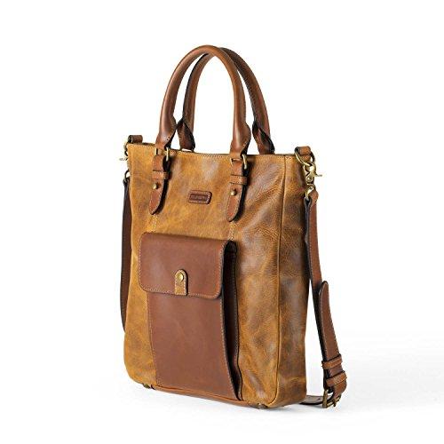 Ellington Handbags Aubrey Crossbody Whiskey ()
