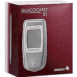 DSS Glucocard 01 Meter Kit