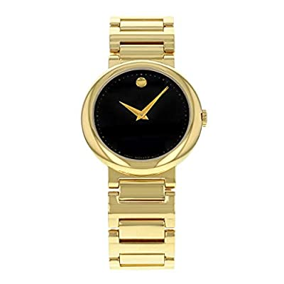 Movado Concerto Analog-Quartz Female Watch 0606420 (Certified Pre-Owned) from Movado