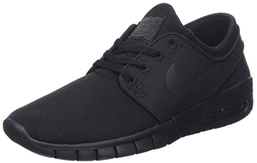 Anthracite Nike Men's Janoski Black Black Black Shoes Stefan Max SB qwrqA8B7a