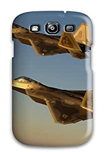 Defender Case With Nice Appearance (two Ff Planes) For Galaxy S3